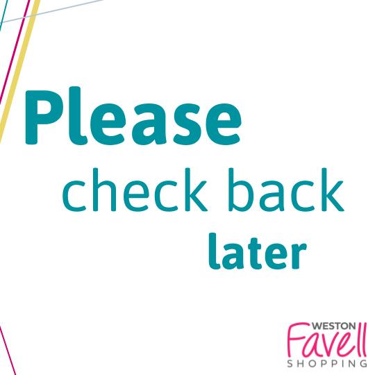 Check back regularly